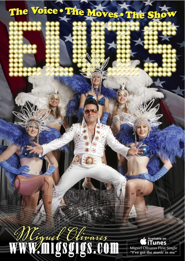Miguel - Elvis Show