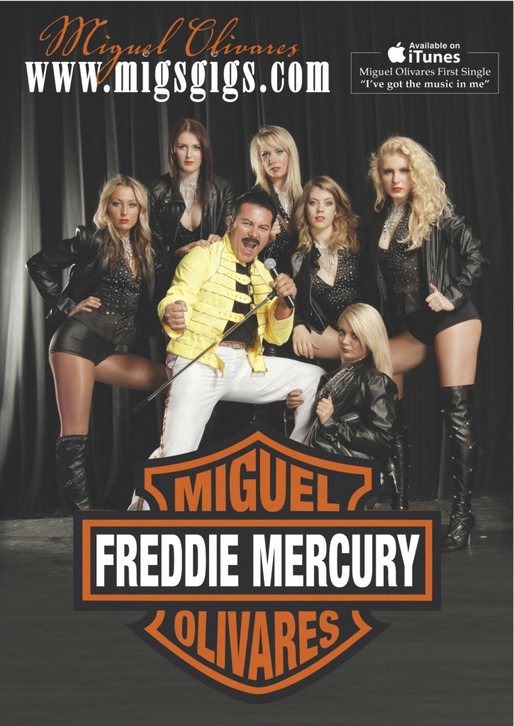Freddie and Girls poster