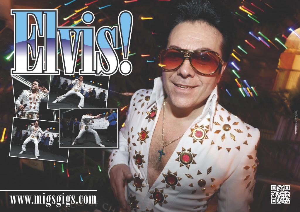 solo Elvis